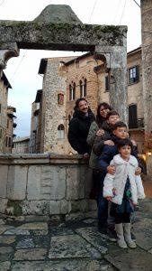 famiglia Calcina